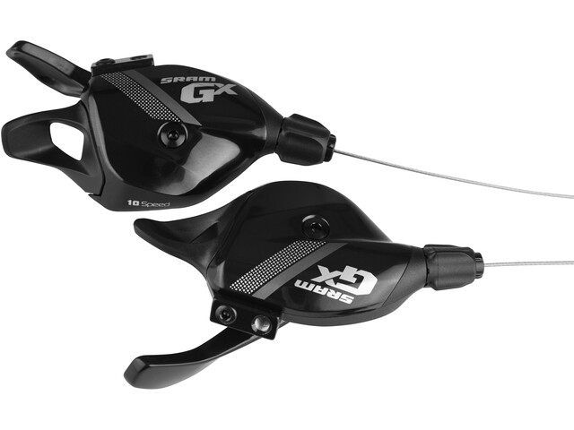 SRAM GX Trigger Set 2x10-fach schwarz